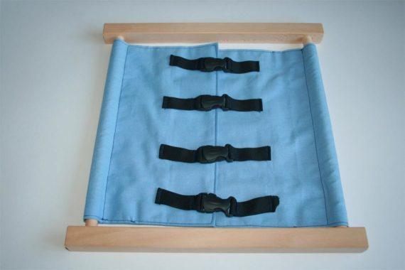 Монтесори рамка с катарами