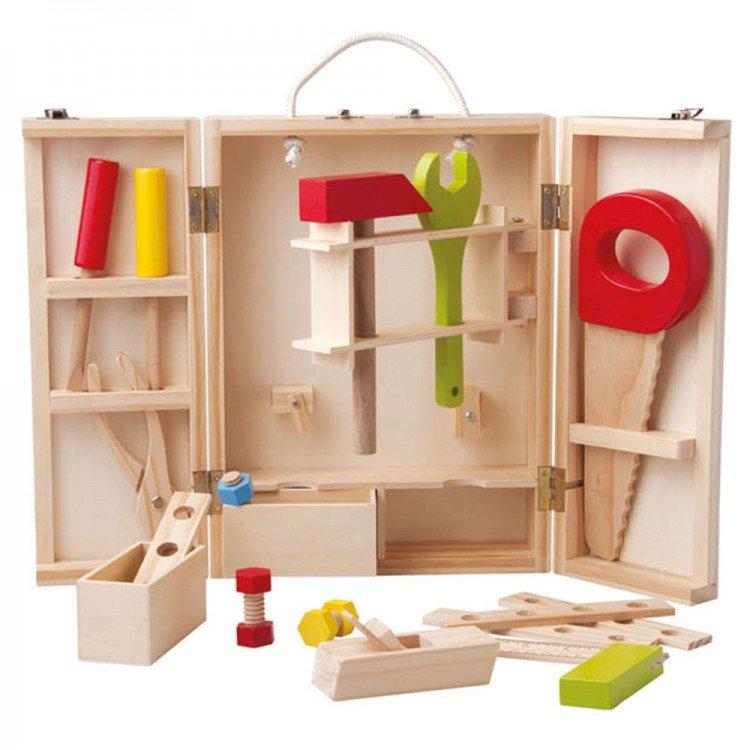 детски инструменти - дървени