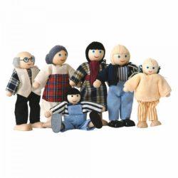 Семейство кукли woody