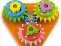 играчка за нанизване на зъбни колела