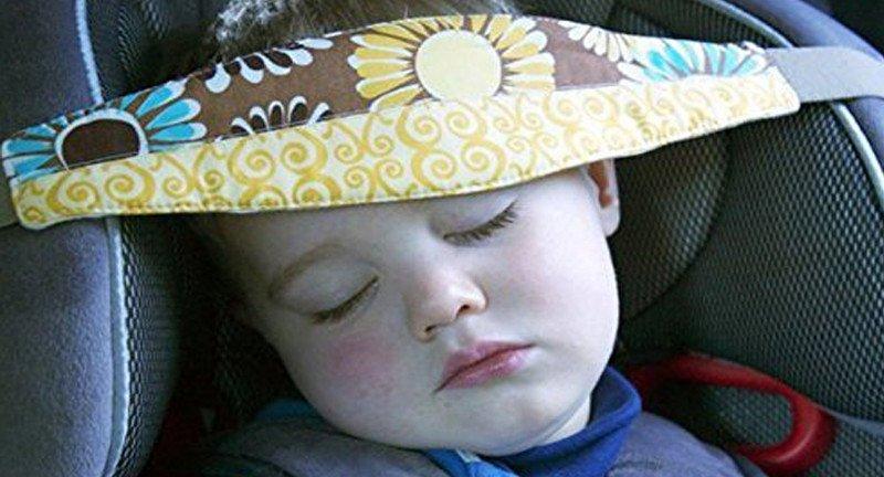 сън в столче за кола