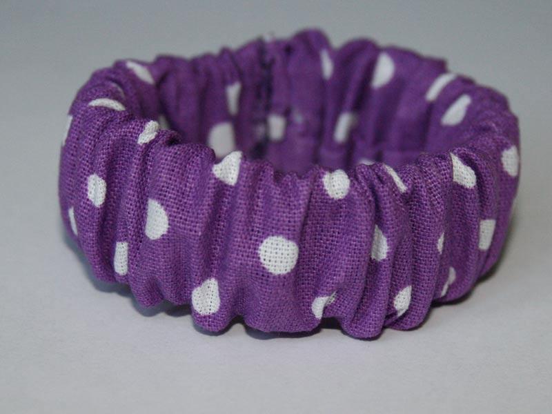 детска гривна - текстил