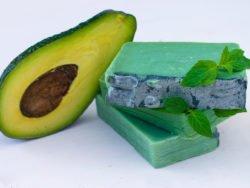 натурален сапун авокадо
