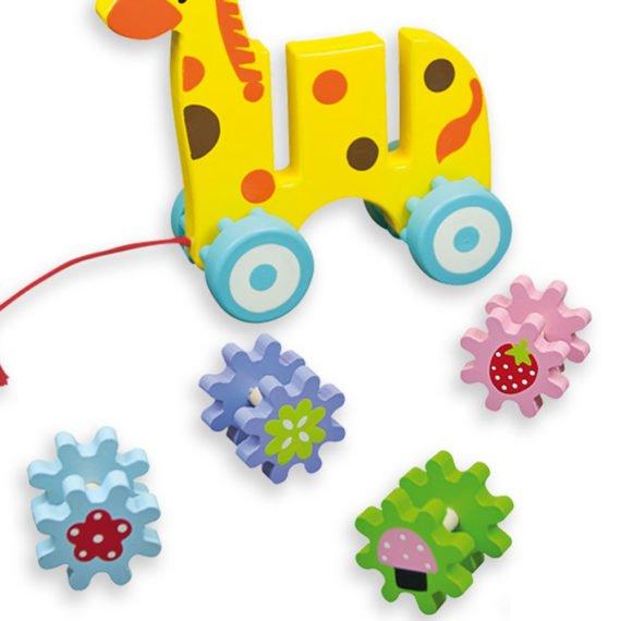 играчка за дърпане