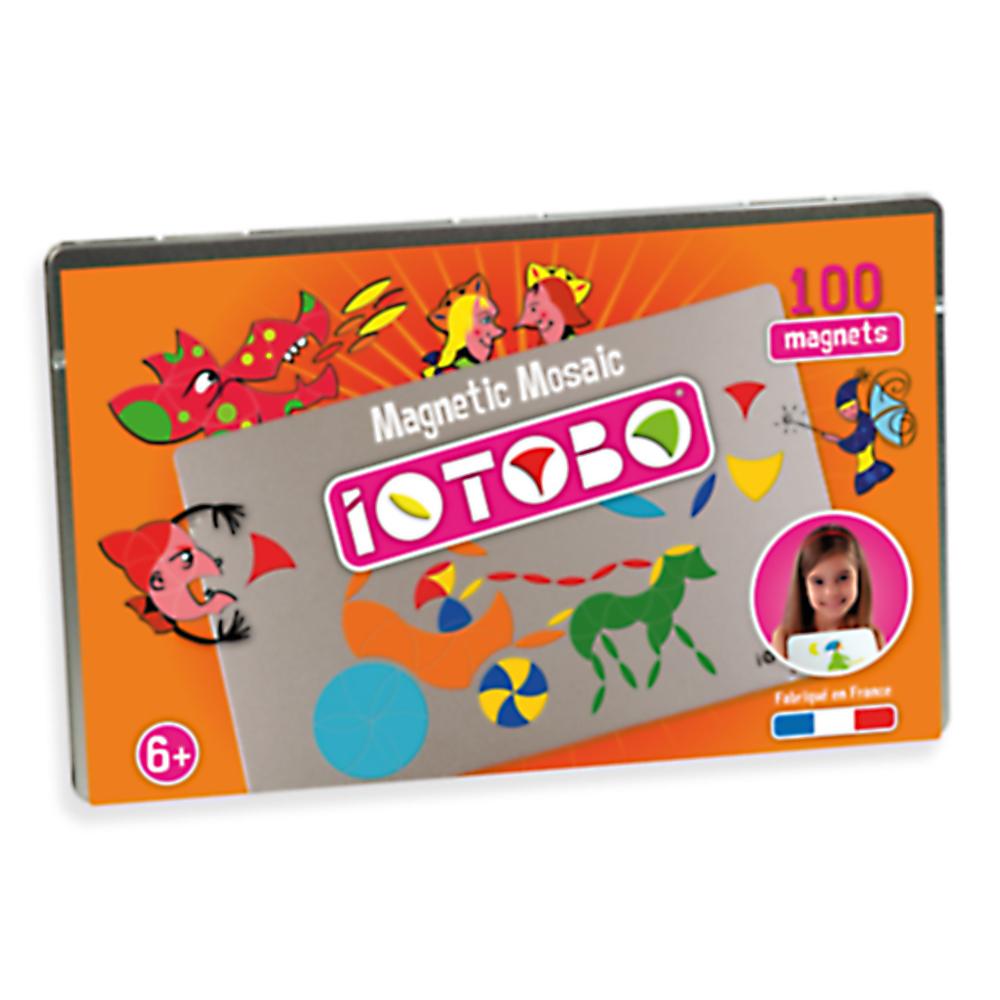 Магнитна игра iotobo за път- 6+