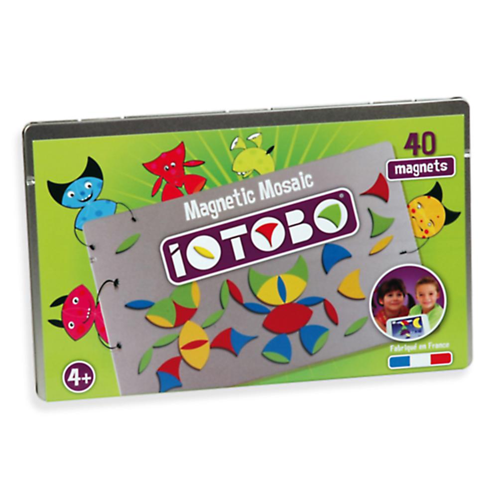 магнитна игра iotobo за път 4+