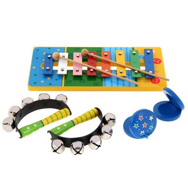 Детски музикални инструменти