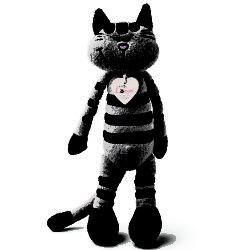 плюшено играчка коте