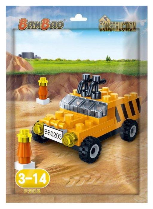 конструктор камион banbao мини