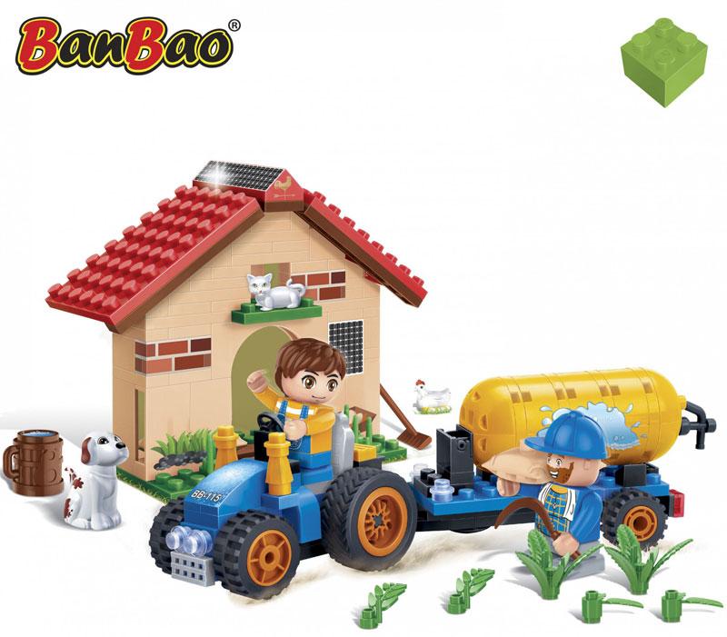 Конструктор ban bao зеленчукова градина