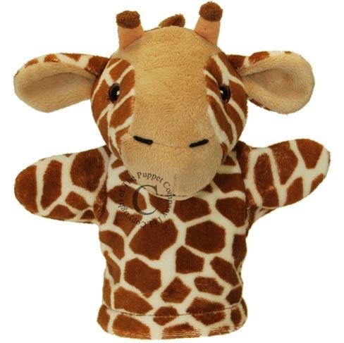 Кукла за куклен театър - Жираф
