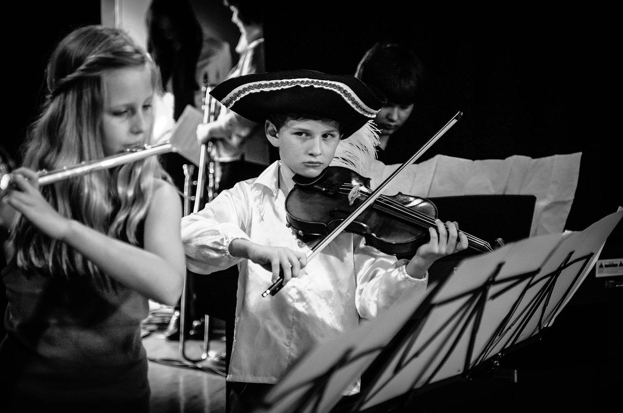 Музиката развива мозъка на децата