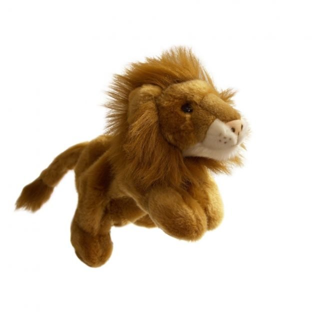 Кукла за куклен театър лъв