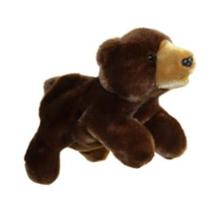 Кукла за куклен театър мечка