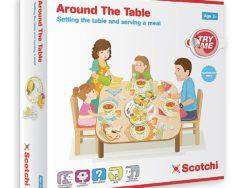 играчка подредба на маса