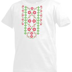 детска тениска с народни мотиви