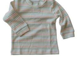 блуза с дълъг ръкав за бебе