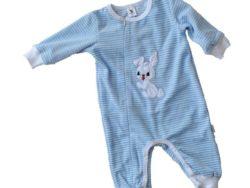 бебешки гащеризон със зайче